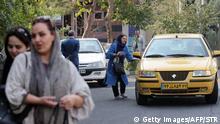 Iran Teheran Frauen