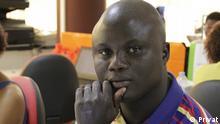 Sabino Santos - Journalist aus Guinea Bissau