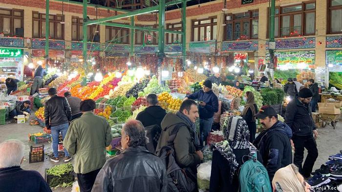 Bazar u Teheranu