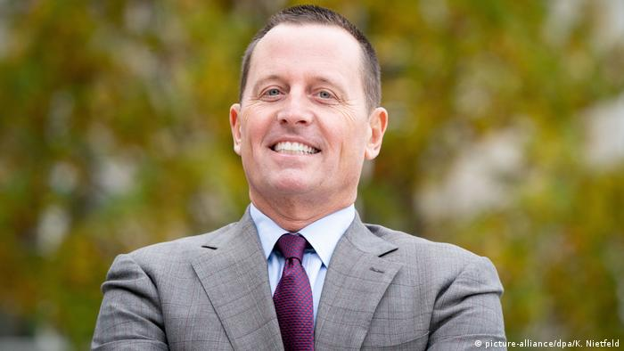 Richard Grenell (picture-alliance/dpa/K. Nietfeld)