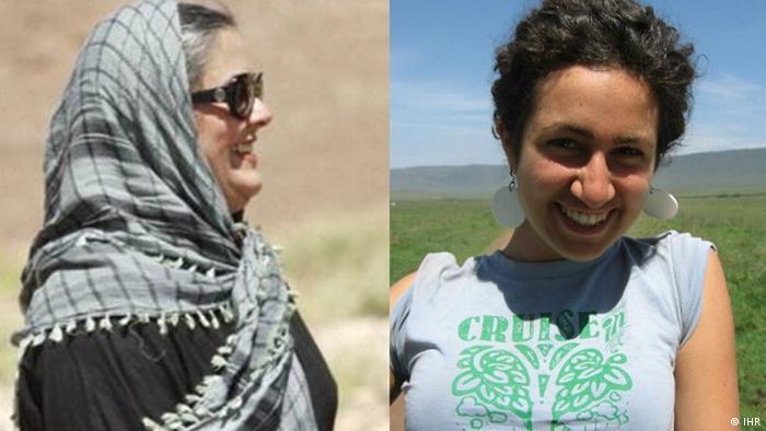 Sepideh Kashani and Niloofar Bayani,