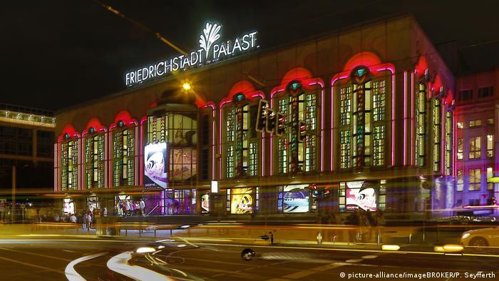 Friedrichstadt-Palast (picture-alliance/imageBROKER/P. Seyfferth)