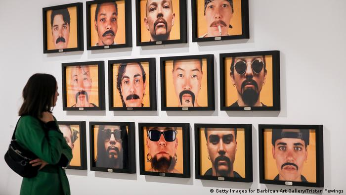 UK Masculinities: Liberation through Photography Installation View (Getty Images for Barbican Art Gallery/Tristan Fewings)