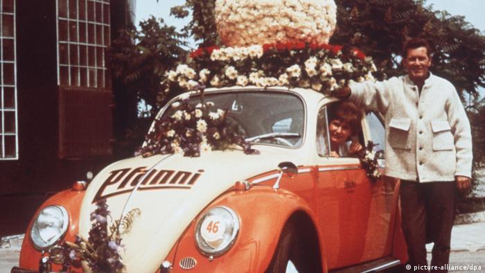 Germany 50 years of Pfanni