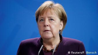 Angela Merkel | Hanau Schießerei