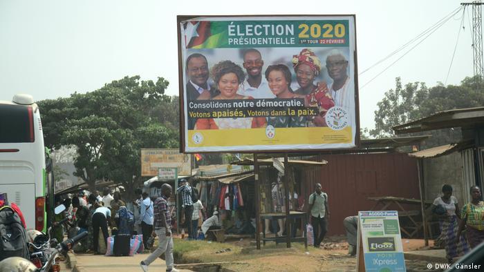 Wenig Hoffnung auf Wandel in Westafrikas ältester Familiendiktatur