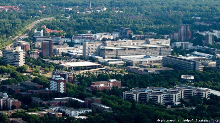 Visoka medincinska škola u Hannoveru gdje se klinički testira novo cjepivo