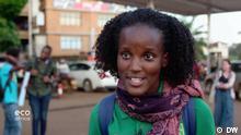 DW Eco Africa - Vanessa Nakate, Fridays for Future-Aktivistin aus Uganda