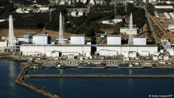Japan Atomkraftwerk Fukushima 2011