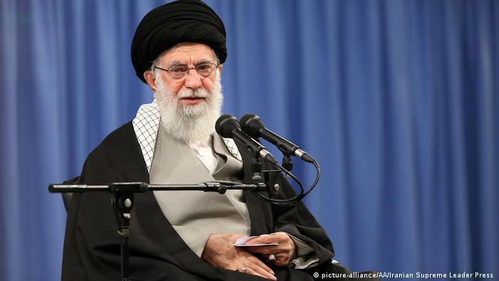 Iran Revolutionsführer Ali Khamenei