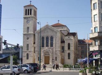 Katolička Crkva u Bih Katolička Crkva na