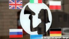 Symbolbild Mehrsprachigkeit