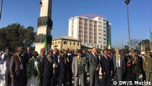 Ähiopien Gedenktag Massaker Yekatit 12