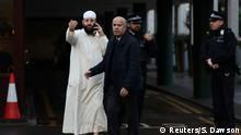 Großbritannien London | Mann in Moschee erstochen