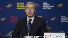 Francois-Philippe Champagne - Außenminister von Kanada