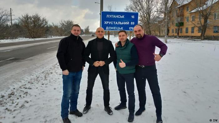 Двоє ексберкутівців, яких підозрюють у причетності до вбивств на Майдані, повернулися на підконтрольну Києву територію