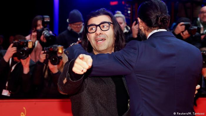 Fatih Akin at the Berlinale red carpet (Reuters/M. Tantussi)