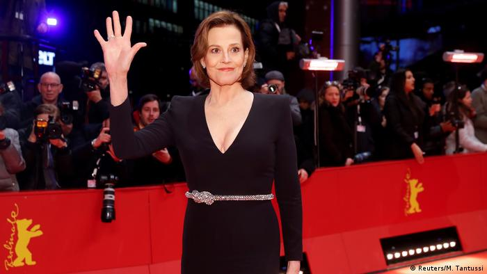 Berlinale 2020 - Eröffnungsgala - Sigourney Weaver (Reuters/M. Tantussi)