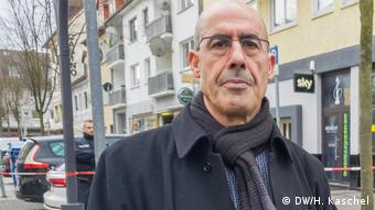 Заместитель главы курдской общины Германии Мехмет Танриверди