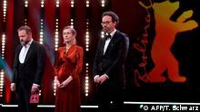 Berlinale 2020 - Eröffnungsgala - Schweigeminute