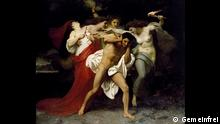 Οι Ερινύες καταδιώκουν τον Ορέστη, πίνακας του Ουιλιάμ-Αντόλφ Μπουγκερώ, 1862