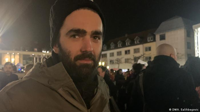 Zoran Vučkovac: Osjećam se nesigurno