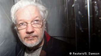 Uk London Julian Assange