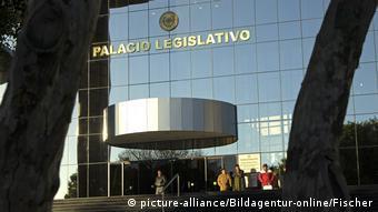 Foto de Palacio Legislativo de Paraguay.