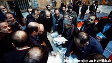 Wahl des Parlaments im Iran beginnt am 21.02.2020 Quelle Bild : Iman Hamikhah/Mehr News