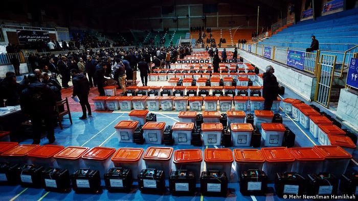 Iran Hamedan Beginn Parlamentswahl