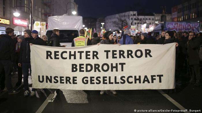 Hanau Gedenken deutschlandweit / Berlin