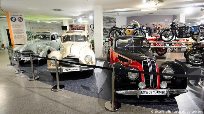 Car and motorbike museum in Suhl (picture-alliance/dpa/J. Carstensen)