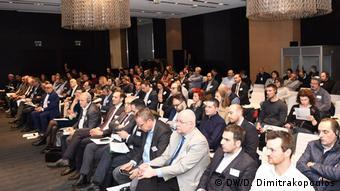Πολλές οι συμμετοχές στη συνάντηση της Θεσσαλονίκης