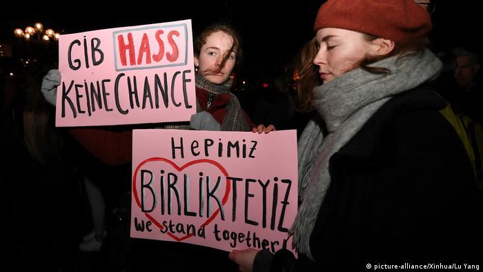 Hanau Trauer um Opfer nach Amoklauf