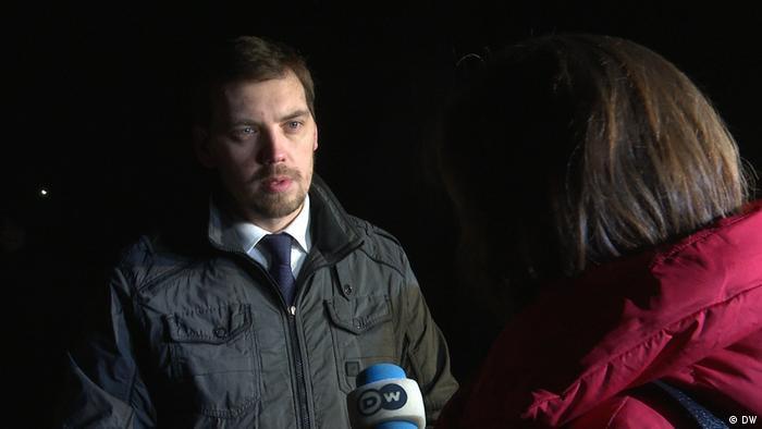 Олексій Гончарук у Нових Санжарах - саме ця криза могла стати для Зеленського останньою краплею