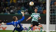 Fußball Europa League Sporting CP v Basaksehir Istanbul