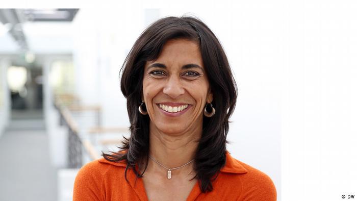 Sheila Mysorekar (DW)