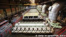 کشتی مولد برق شرکت کارادنیز ترکیه
