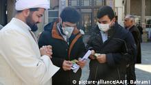 Iran Teheran Parlamentswahl