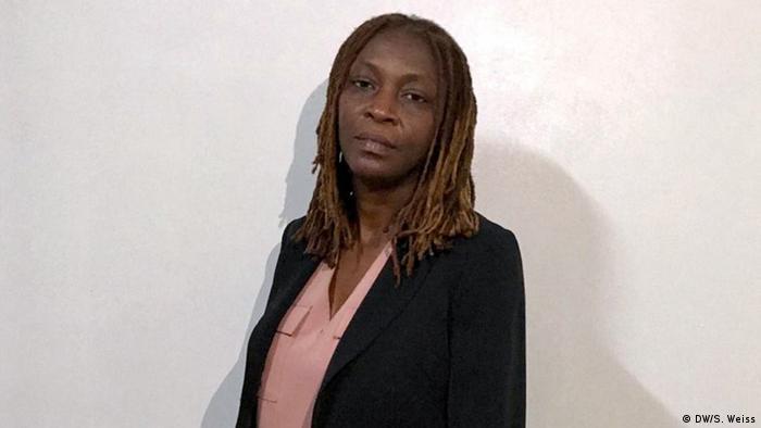Melissa Ifill, académica de la Universidad de Guyana.
