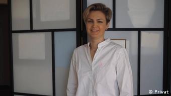 ЛГБТ-активистка Ольга Баранова