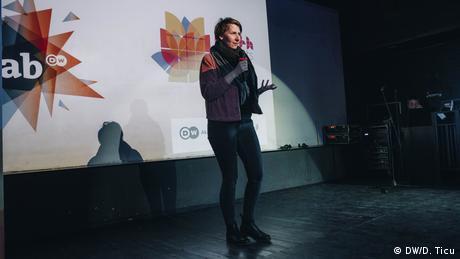 Youth Meets Media 2020 | Angela Kea (DW/D. Ticu)