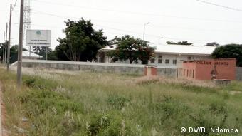 Coronavirus-Quarantänestation Angola