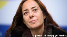 Berlinale 2020 - The Intruder - Pressekonferenz mit Natalia Meta