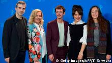 Berlinale 2020 - The Intruder - Pressekonferenz mit Natalia Meta