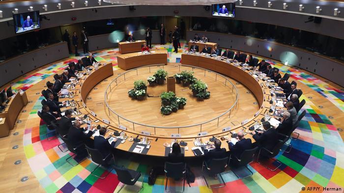 EU-Gipfel war ein Schlag ins Wasser