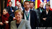 Belgien EU-Haushaltsgipfel in Brüssel