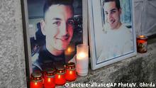 Vili Viorel Păun, ucis în atentatul rasist de la Hanau (19.02.2020)