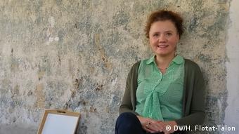 Andrea Steinert a fondé un réseau d'aide au retour en 2018