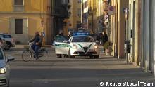 Erster Todesfall durch Coronavirus in Italien